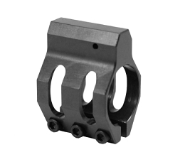 MRA PINCER LOW PROFILE GAS BLOCK - 0.625