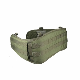 MOLLE BATTLE BELT - GREEN