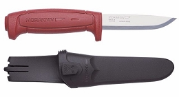 MORAKNIV BASIC 511 KNIFE - RED