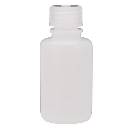 NALGENE NARROW MOUTH ROUND TRAVEL BOTTLE - 2 OZ
