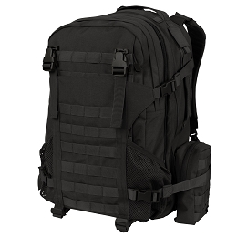 ORION ASSAULT PACK - BLACK