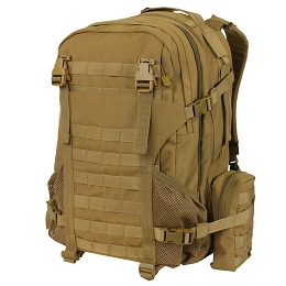 ORION ASSAULT PACK - COYOTE BROWN