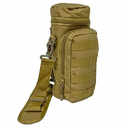 GEN 3 WATER BOTTLE / UTILITY BAG, COYOTE TAN - PATHFINDER