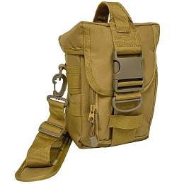 MOLLE BAG, COYOTE TAN - PATHFINDER