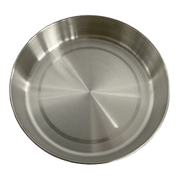 STAINLESS STEEL PLATE / DISH - PATHFINDER