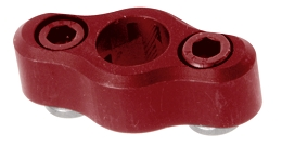 QD MOUNTING POINT - KEYMOD - RED