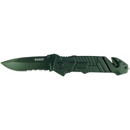 GREAT WHITE - SHARK ASSISTED OPENING KNIFE - BLACK
