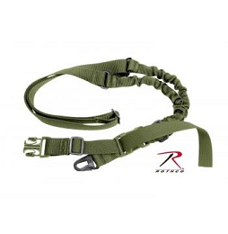 TACTICAL SINGLE POINT SLING - OLIVE DRAB