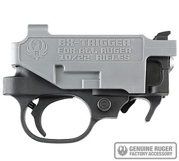 RUGER 10/22 DROP-IN BX-TRIGGER ASSEMBLY