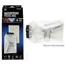 WATERPROOF PISTOL BAG