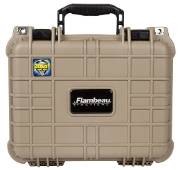 TACTICAL HD CASE - SMALL - TAN
