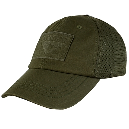 TACTICAL CAP, MESH BACK - OLIVE DRAB