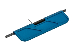 AR-10 BILLET DUST COVER - BLUE