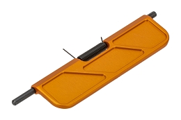 AR-10 BILLET DUST COVER - ORANGE