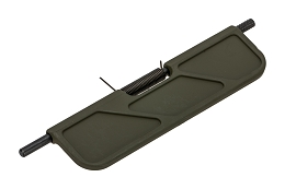 AR-10 BILLET DUST COVER - OLIVE DRAB