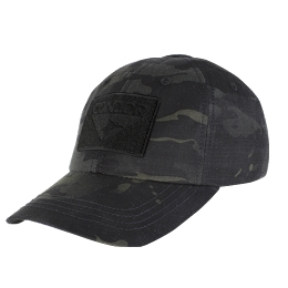 TACTICAL CAP - MULTICAM BLACK