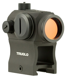TRU-TEC 20MM RED-DOT SIGHT