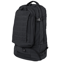 TREKKER TRAVEL PACK - BLACK