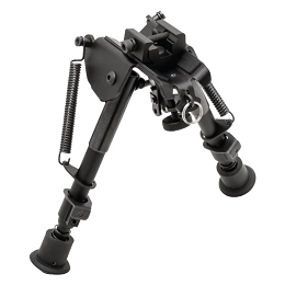 TAC-POD ADJUSTABLE FIXED BIPOD 6-9