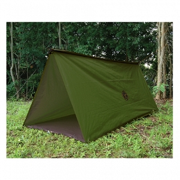 TUBE TARP - GREEN