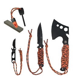 WOODLANDS TOOL SET