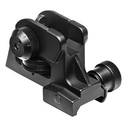 AR-15 DETACHABLE REAR SIGHT