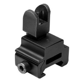 AR-15 FLIP UP FRONT SIGHT - LOW PROFILE