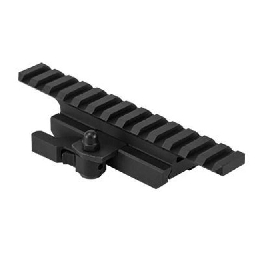 AR-15 ¾ INCH RISER GEN 2 - QUICK RELEASE PICATINNY