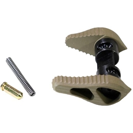 AR ALUMINUM AMBIDEXTROUS SAFETY SELECTOR - FLAT DARK EARTH