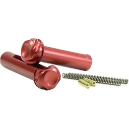 AR TAKEDOWN PIN SET - RED