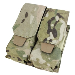 AR/M4 DOUBLE STACKER MAG POUCH - MULTICAM