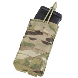 AR/M4 SINGLE OPEN-TOP MAG POUCH - MULTICAM
