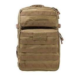 ASSAULT 3 DAY BACKPACK - BROWN