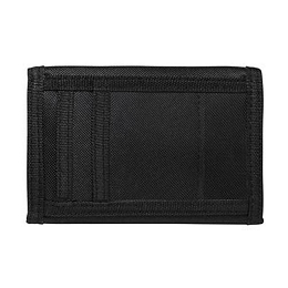BIFOLD WALLET AND ID HOLDER - BLACK