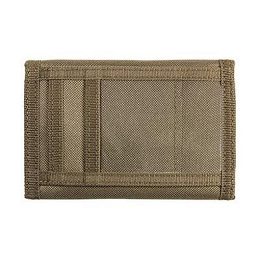 BIFOLD WALLET AND ID HOLDER - TAN