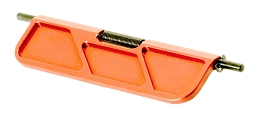 BILLET DUST COVER - ORANGE