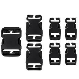 BUCKLE REPAIR KIT - BLACK