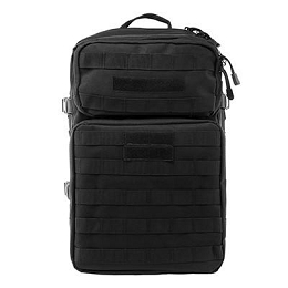 ASSAULT 3 DAY BACKPACK - BLACK