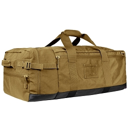 COLOSSUS DUFFLE BAG - COYOTE BROWN
