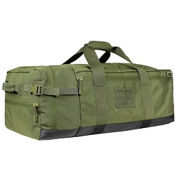 COLOSSUS DUFFLE BAG - OLIVE DRAB