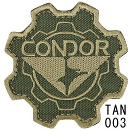 CONDOR 'GEAR' PATCH 3