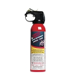 COUNTER ASSAULT BEAR DETERRENT PEPPER SPRAY WITH HOLSTER - 230G
