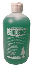 CAMPSUDS BIODEGRADABLE CLEANER - 16 OZ / 500ML