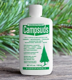 CAMPSUDS BIODEGRADABLE CLEANER - 4 OZ / 120ML