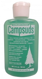 CAMPSUDS BIODEGRADABLE CLEANER - 2 OZ / 60ML
