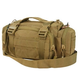 DEPLOYMENT BAG - COYOTE BROWN