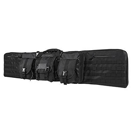 DOUBLE RIFLE / SHOTGUN CASE 55