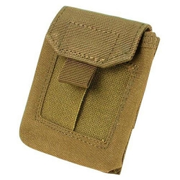 EMT GLOVE POUCH - COYOTE BROWN