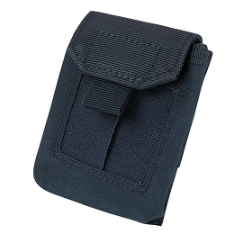 EMT GLOVE POUCH - NAVY BLUE