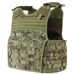 ENFORCER RELEASABLE PLATE CARRIER - MULTICAM